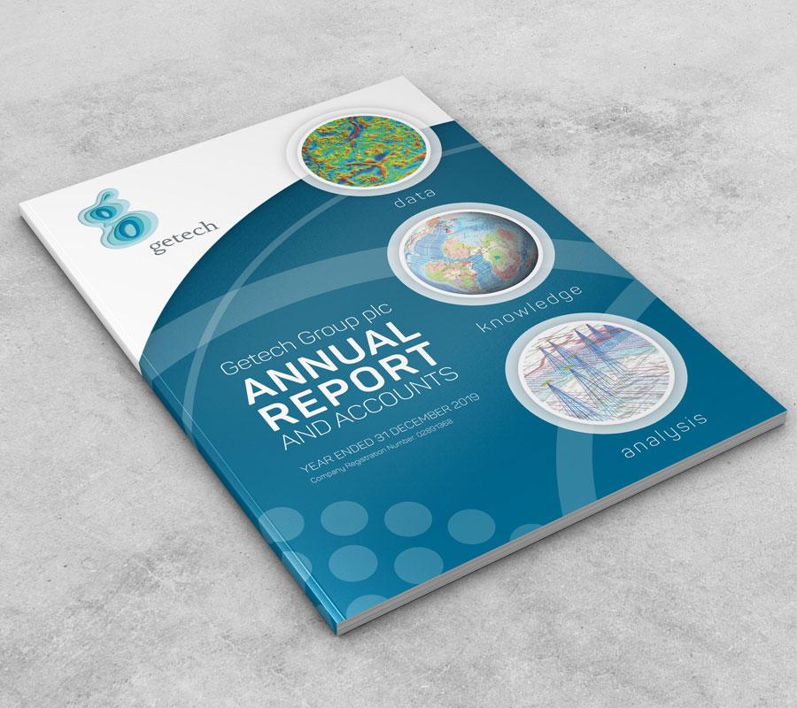 Getech Annual Report